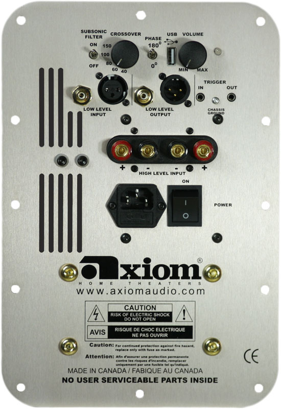 EP400 - Amp