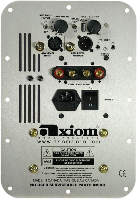 EP500 - Amp