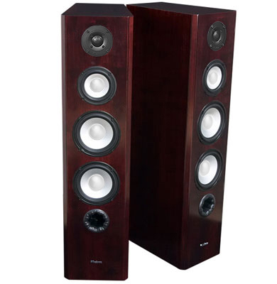 LFR660s in Cherry with a Chestnut Stain.