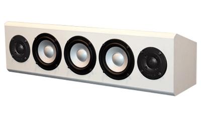 Eggshell White Speaker.