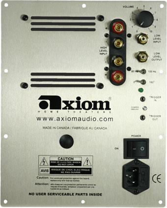 EP350 - Amp
