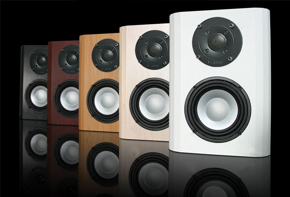 M2 On-Wall Speakers