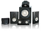 On-Wall Speakers - On-Wall Home Theaters