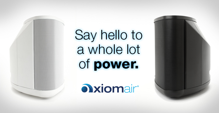 Say hello to a whole lot of power - AxiomAir