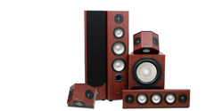 Epic 60 - 350 Home Theater System