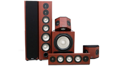 Epic 80 - 500 Home Theater System