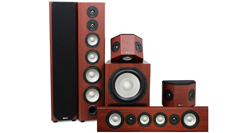 Epic 80-500-180 Home Theater System