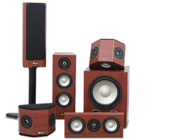Epic Grand Master - 175 Home Theater System