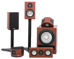 Epic Master - 350 Home Theater System