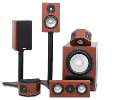 Epic Master - 500 Home Theater System