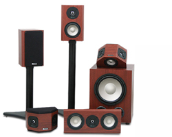 Epic Midi - 175 Home Theater Speakers