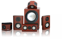 Epic Midi / 500 home theater system