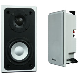 T2: InWall Speakers