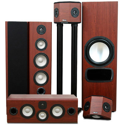The latest home theater speaker system at Axiom:  The Epic60 600 160