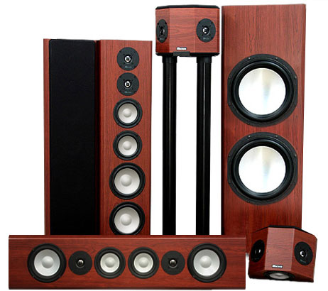 Epic 80 v 800 Home Theater