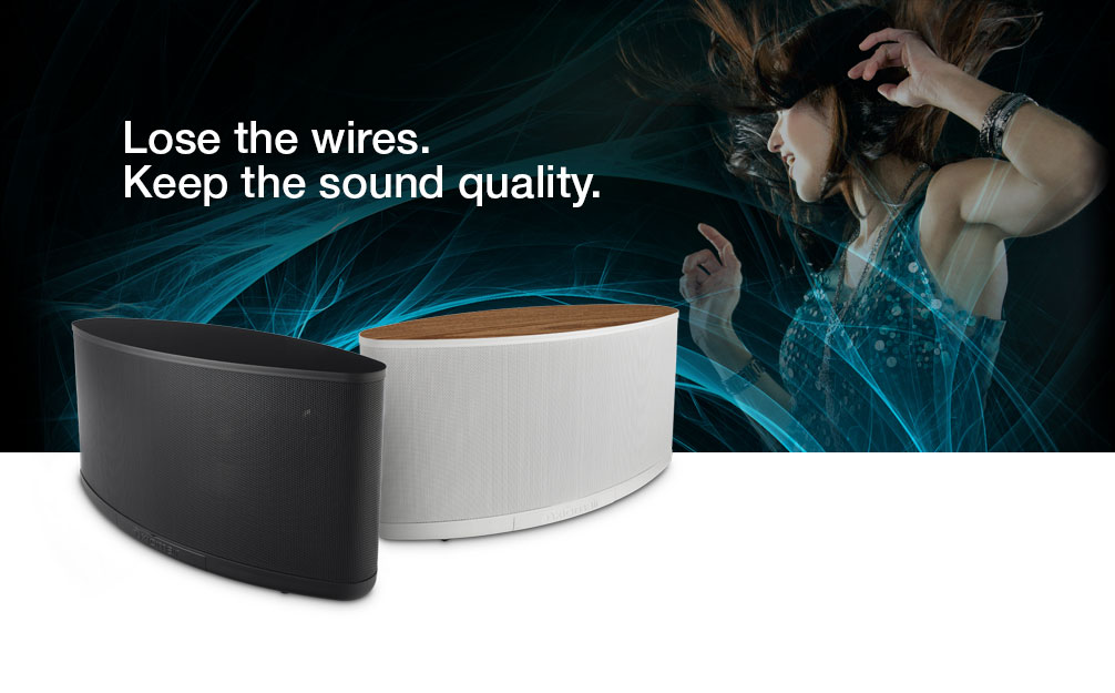 Axiom Air Wireless Speaker