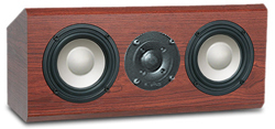 VP100 center channel sound speaker