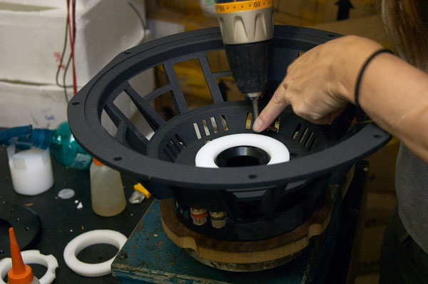 Subwoofer Assembly