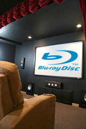 Blu-Ray Player Sound