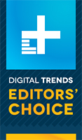 Digital Trends Editors Choice