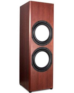 EP800 Subwoofer Boston Cherry Horizontal