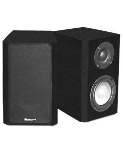 M2 Bookshelf Speakers Ebony