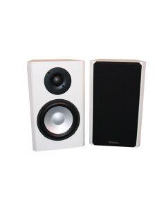 M3 Bookshelf Speakers Eggshell White