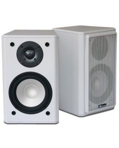 Outdoor Speakers in Standard Arctic White