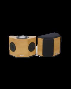 QS8 V4 Surround Speakers Heartland Maple