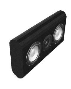 VP100 On-Wall Center Channel Speaker Ebony