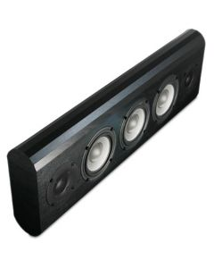 VP150 On-Wall Center Channel Speaker Black Oak