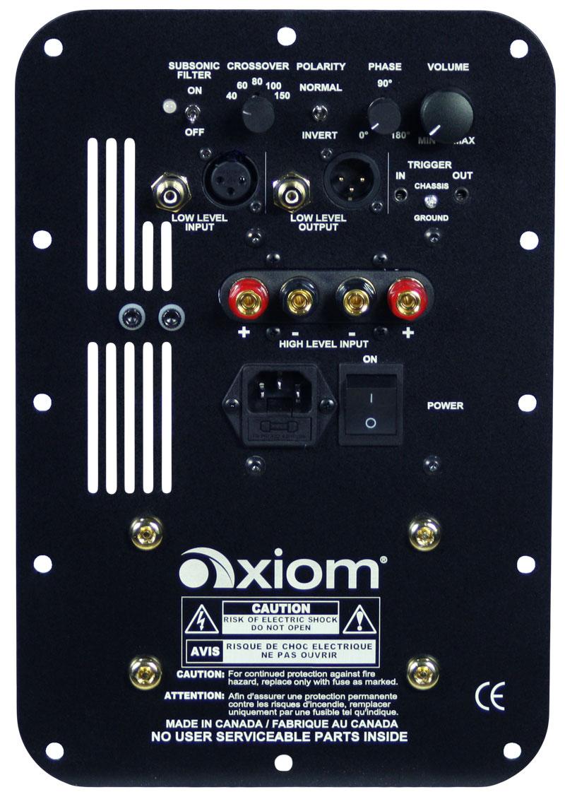 EP500 Amplifier
