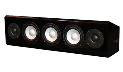 High Gloss Black Speaker