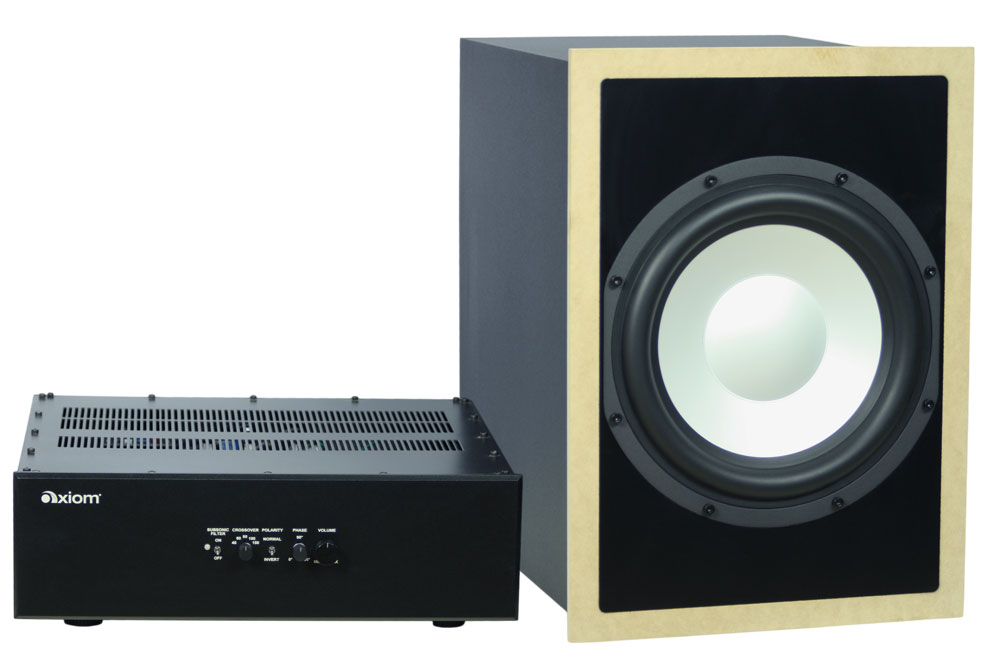 EP500 in-cabinet with amplifier