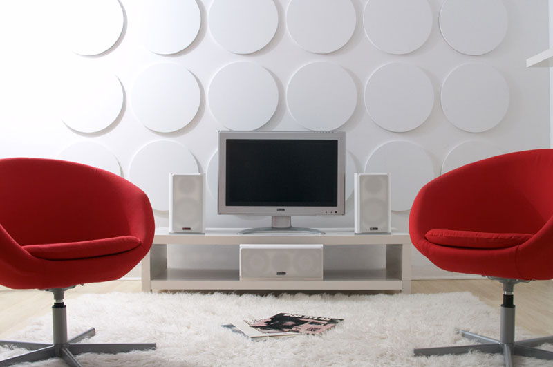 Speaker Placement:  Unusual Room Layouts and Elevating Speakers
