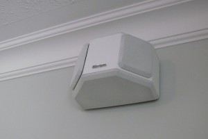 Where To Hide a Home Speaker System? In Plain Sight!