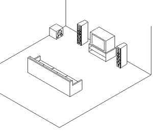 Do I still need a subwoofer with the floor standing tower speakers, M60 or M80?
