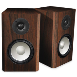 New Review!  Axiom M3 Bookshelf Speakers
