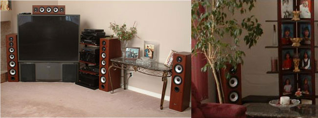 Amer's Amazing Surround-Sound System