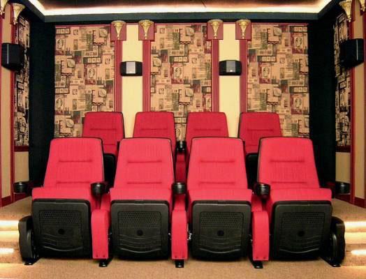 Madpuppy's Movie House