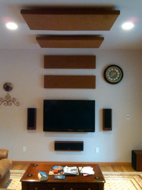 Mark's Home Theater