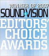Epic 80 - 500 Home Theater System Wins Sound&Vision Editor's Choice Award