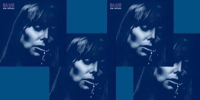 Joni Mitchell Blue Album Anniversary
