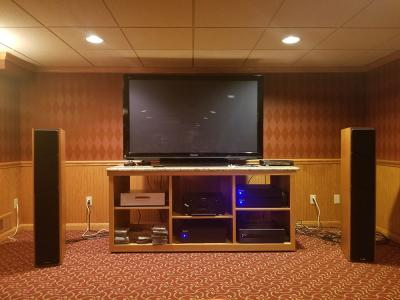 The Axiom Audio LFR-1100 Active Loudspeaker System: How I learned to stop reviewing speakers and start reviewing the source quality.