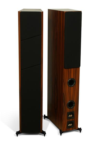 LFR Speakers: Rosewood