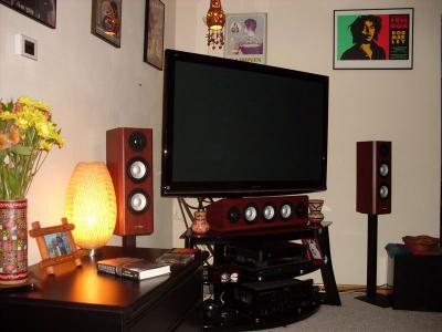 Rory's Home Theater