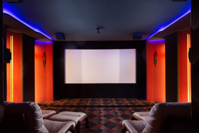 Lex's Cinelex Home Theater