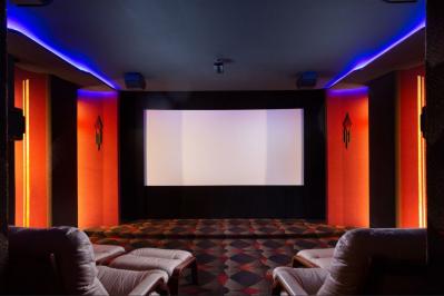 Lex's Cinelex Home Theater