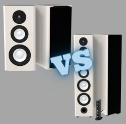 Can Bookshelf Speakers Sound Like Floorstanders?