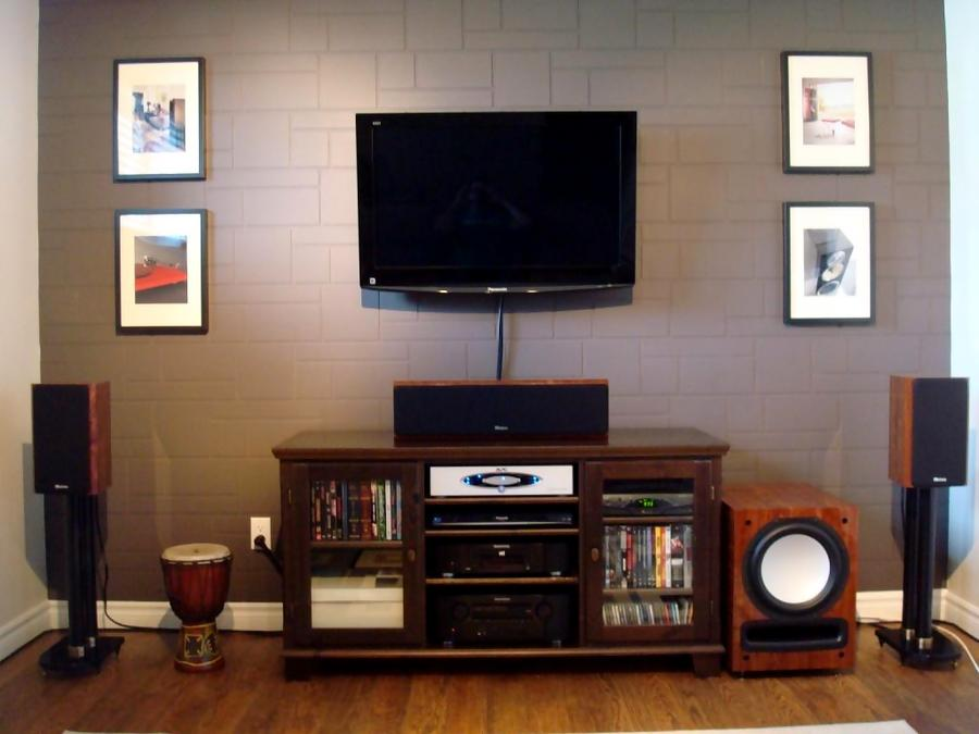 living room stereo system can you mix and new speakers in a home theater 15804